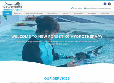 New Forest K9 Hydrotherapy