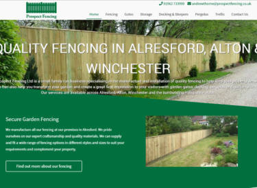 Prospect Fencing
